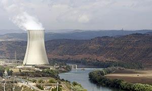 La central de Ascó. (Foto: A. Gea | REUTERS)
