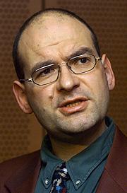 Paul van Buitenen en una imagen de archivo. (Foto: REUTERS)