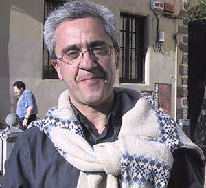 Roberto Cearsolo, en una imagen publicada en el sitio web Pil-Pilean.