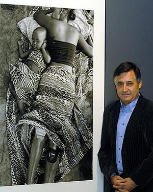 Gervasio Sánchez denuncia en su trabajo el drama de las minas antipersona (Foto: EL MUNDO).
