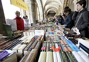Este miércoles se celebró el Día del Libro. (Foto: EFE)