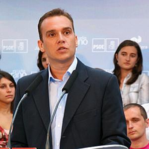 El candidato a la Secretaría General del PSPV, Francesc Romeu.