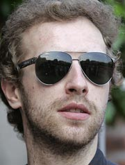 El líder de Coldplay, Chris Martin. (Foto: REUTERS)