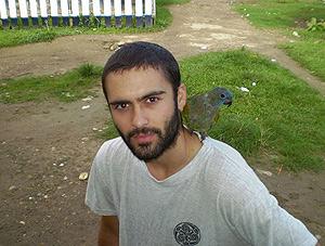 Pabo Barbadillo, el joven desaparecido en Perú. (Ayto de Tres Cantos)