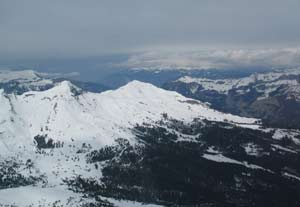 Los Alpes suizos, cerca del Jungfrau. (Foto: Rosa M. Tristán)
