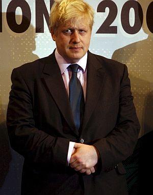Boris Johnson, ya convertido en el nuevo alcalde de Londres. (Foto: EFE)