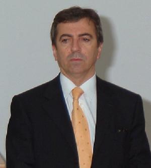 El oficial Ginés Jiménez, en una imagen de archivo.