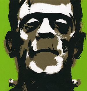 Frankenstein. (Imagen: 451 Editores)