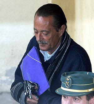El ex alcalde de Marbella, Julián Muñoz, en una imagen de archivo. (Foto: EFE)