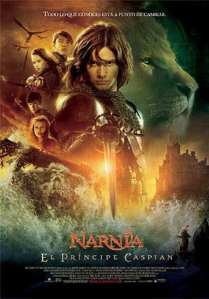 El poster de la nueva película de 'Las Crónicas de Narnia'.