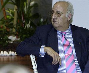 Guillermo Chicote, presidente de la APCE. (Foto: ELMUNDO.ES)
