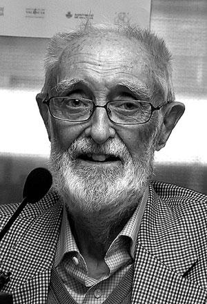 José Luis Sampedro. (Foto: EL MUNDO)