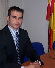 El Líder de Frente Nacional, José Fernando Cantalapiedra. (Foto: A.F.)