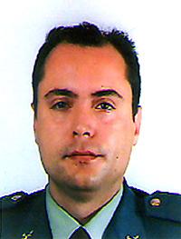 Juan Manuel Piñuel, el guardia civil muerto en el atentado.