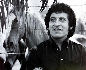 Victor Jara en una imagen de archivo. (Foto: Victor Jara Foundation)