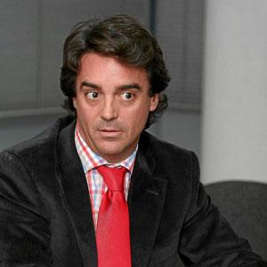 El ex teniente de alcalde de Urbanismo del PP Rodrigo de Santos. (Foto: EL MUNDO)