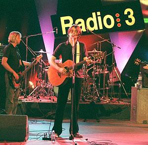 Una de las virtudes de Radio 3: oportunidad para grupos desconocidos. (Foto: Pedro Carrero)