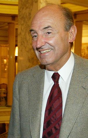 El ex secretario general de CDC y uno de los padres de la Constitución, Miquel Roca. (Foto: Domènec Umbert)