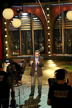 Andreu Buenafuente durante un programa. (Foto: La Sexta).