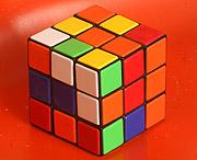 Imagen de un cubo 'Rubic'. (Foto: A. Cuéllar)