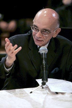 El maestro Jose Antonio Abreu, fundador de la Orquesta. (Foto: EFE)