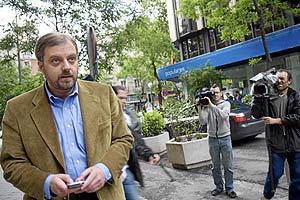 El portavoz de Exteriores del PP en el Congreso, Gustavo de Arístegui. (Foto: Gonzalo Arroyo)