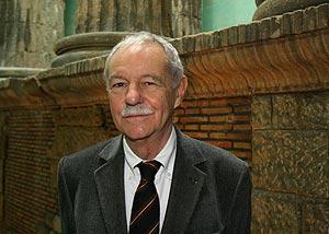 Eduardo Mendoza. (Foto: Christian Maury)