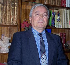Pancracio Celdrán, durante la entrevista con elmundo.es. (Foto: D.V)