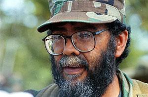 'Alfonso Cano', el nuevo jefe de las FARC, según fuentes militares. (Foto: EFE)