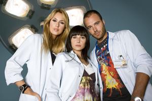 Protagonistas de 'Hospital Central'. (Foto: Telecinco).