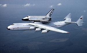 El avión de carga ucraniano AN 225 (Foto: AP).