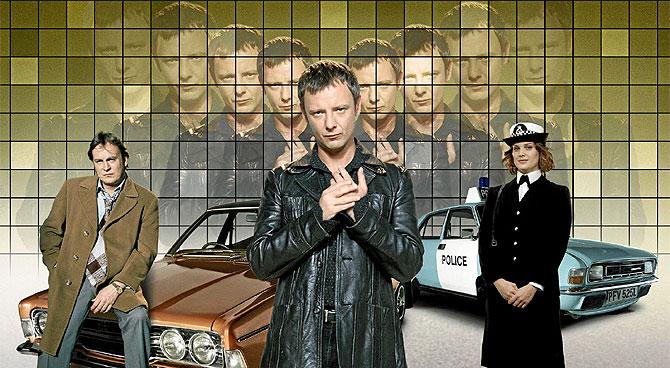 Fotograma de la serie de televisión 'Life on Mars'. (Foto: BBC).