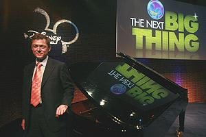 José Vila, director general de Disney Channel para España. (Foto: Carlos Alba)