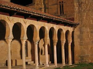 Monasterio de San Miguel de Escalada, en León.