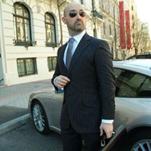 Javier Cámara en 'Lex'.