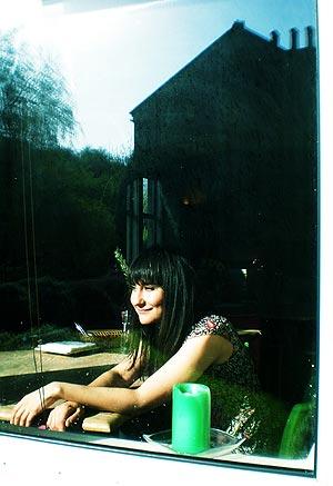 Eva Amaral. (Foto: P. G.)