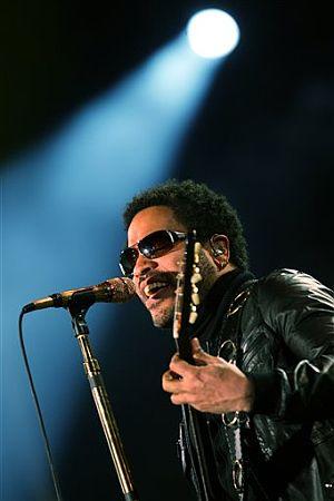 Lenny Kravitz. (Foto: AP)