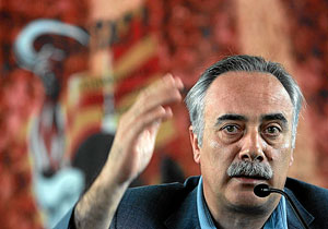 Joan Carretero rechaza acabar con el tripartito, aunque sí que advierte de que será 'exigente'. (Foto: Edyy Kelele)