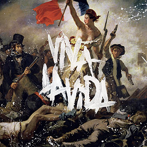 Portada de 'Viva la vida or Death and All His Friends'.