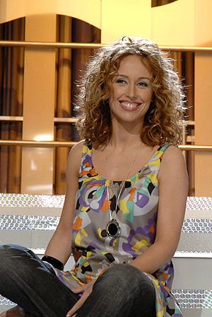 Emma García presenta el programa.