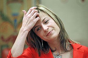 La ministra de Igualdad, Bibiana Aído. (Foto: A. Heredia)