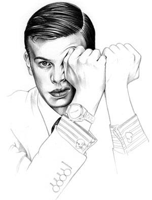 Ilustración de Ricardo Fumanal.