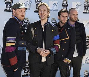 Los integrantes de la banda. (Foto: AP)