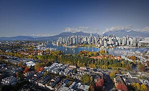 Vista de la ciudad de Vancouver. (Foto: Jose Fuste Raga | CORBIS)