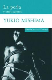 Portada del libro de Yukio Mishima, editado por Siruela.