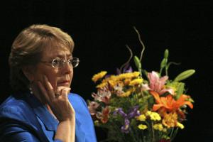 Michelle Bachelet. (Foto: REUTERS).