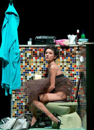 Una de las escenas escritas por el director teatral Mario Gas. (Foto: Efe)
