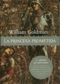 Portada de la edición de española de 'La princesa prometida' (Martínez Roca).