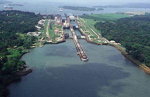 Imagen aérea de la ciudad de Panamá. (Foto: EFE)