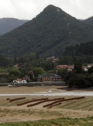 Playa de Laida de Urdaibai. (Foto: Iñaki Andrés)